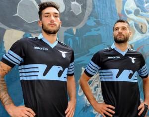 Lazio 2016 maillot exterieur football 2015 2016