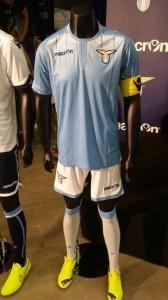 Lazio Rome 2016 maillot short chaussettes domicile 15-16