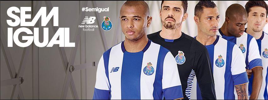 Maillot domicile Porto 2015-2016