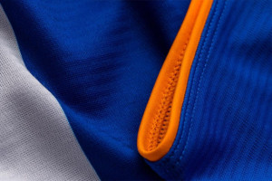 Maillot Porto 15-16 couleur orange manche