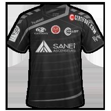 Reims 2016 maillot exterieur foot 2015 2016