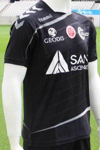 Reims 2016 maillot exterieur football
