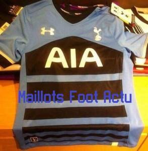 Tottenham 2016 maillot exterieur 15-16