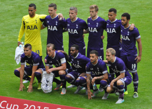 Tottenham 2016 maillot third 15-16 football