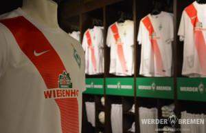 Werder Breme 2016 4eme maillot foot 2015-2016