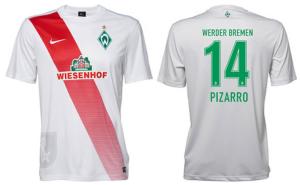 Werder Breme 2016 quatrieme maillot 2015-2016