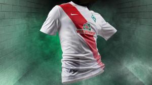 Werder Breme 2016 quatrieme maillot special 2015-2016