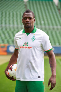 Werder Breme 2016 troisieme maillot third