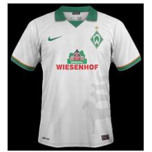 Werder Breme 2016 troisieme maillot third 2015 2016