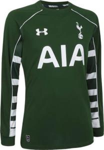 Tottenham 2016 maillot gardien