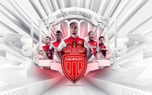 AS Monaco 2015 2016 maillot domicile officiel