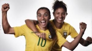 Bresil 2015 maillot domicile Copa America