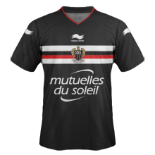 Nice 2016 maillot foot third 2015 2016