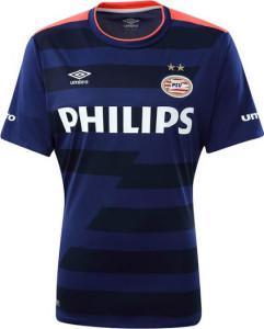 PSV Eindhoven 2016 maillot exterieur 2015-2016