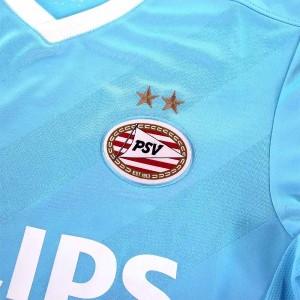 PSV Eindhoven 2016 maillot third 15-16 detail