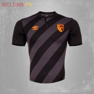 RC Lens 2016 maillot exterieur 2015-2016