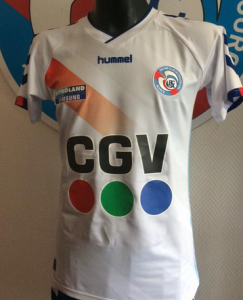 RC Strasbourg 2016 maillot exterieur 15-16