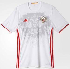 Russie Euro 2016 maillot exterieur de football
