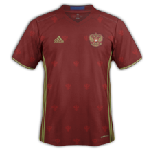 Russie Euro 2016 maillot foot