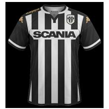 SCO Angers 2016 maillot de foot domicile 15-16