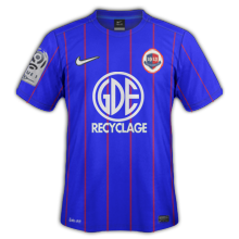 SM Caen 2016 maillot domicile officiel 2015 2016