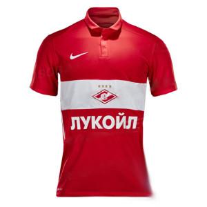 Spartak Moscou 2016 maillot domicile 2015-2016