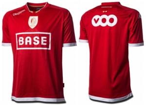 Standard de Liege 2016 maillot foot domicile 15-16