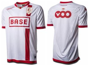 Standard de Liege 2016 maillot foot exterieur 15-16