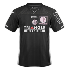 Toulouse 2016 maillot third 15-16
