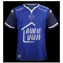 Troyes 2016 ESTAC maillot domicile football