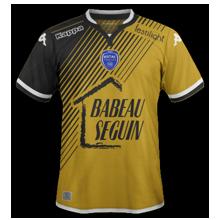 Troyes 2016 ESTAC troisieme maillot third