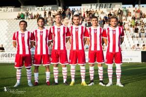 AC Ajaccio 2016 maillot domicile foot 15-16