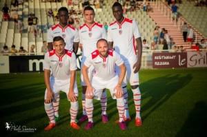 AC Ajaccio 2016 maillot exterieur foot 15-16