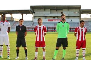 AC Ajaccio 2016 nouveaux maillots 2015 2016