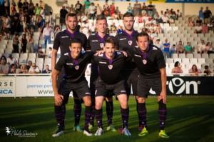 AC Ajaccio 2016 troisieme maillot third foot 15-16