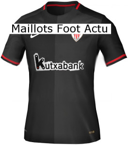 Athletic Bilbao 2016 maillot exterieur 15-16