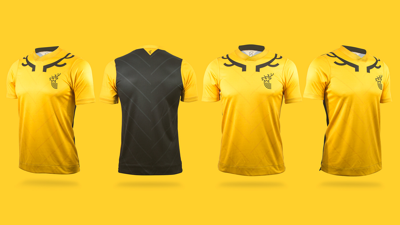 le maillot football maison Baratheon GOT