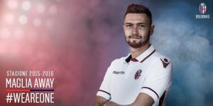Bologne 2016 maillot exterieur officiel 15-16