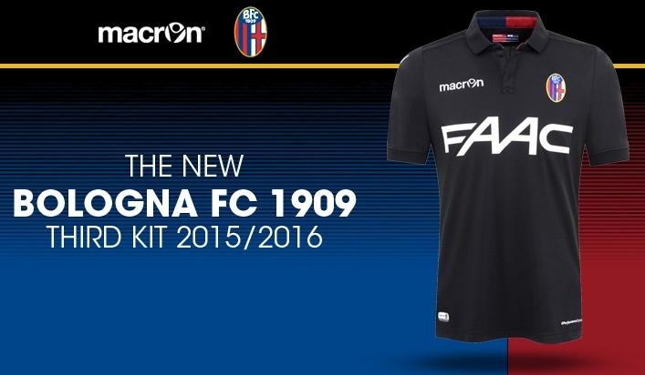 Nouveaux maillots Bologne 2016 Football Club 1909