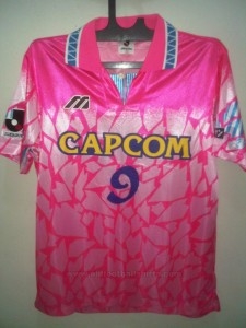 Cerezo Osaka maillot foot 1998 Capcom