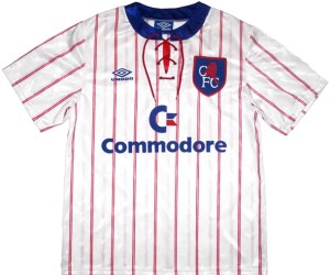 Chelsea maillot foot 1992 Commodore