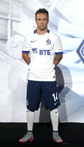 Dynamo Moscou 2016 maillot exterieur 2015 2016 Valbuena