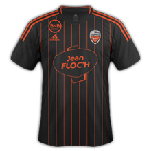 FC Lorient 2016 maillot third 15-16