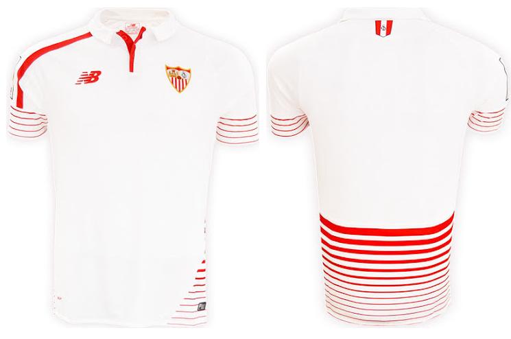 Maillot Domicile Sevilla FC acheter
