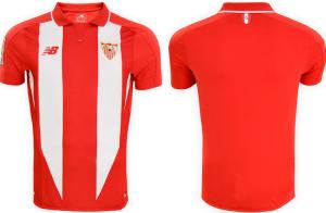 FC Seville 2016 maillot exterieur officiel 15-16