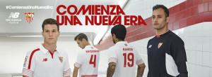 FC Seville 2016 maillots officiels 15-16