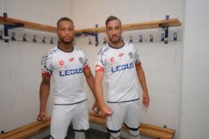 FC Sochaux 2016 maillot exterieur officiel 15-16