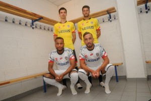 FC Sochaux 2016 maillots foot FCSM 15-16
