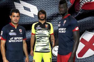 Genoa 2016 maillot third 15-16