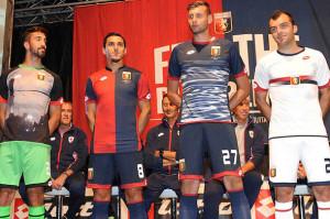 Genoa 2016 maillots de foot 2015 2016